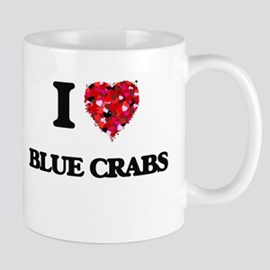I love Blue Crabs Mugs