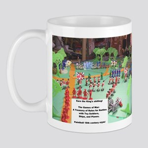 The Games of War 23 Mug