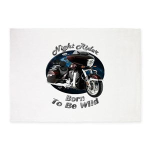 Victory Motorcycle Rug Uniquely Modern Rugs