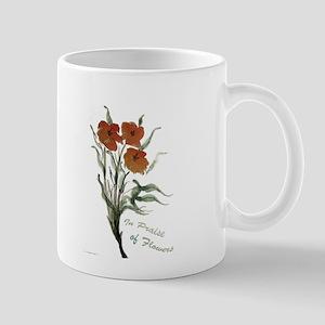 In Praise of Flowers Mugs