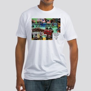 The Games of War 24 Fitted T-Shirt