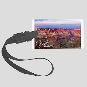 grand canyon Large Luggage Tag