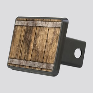 The Backyard Fence Rectangular Hitch Cover