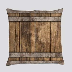 The Backyard Fence Everyday Pillow