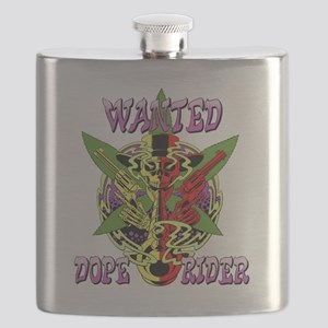 Dope Rider: Wanted Flask