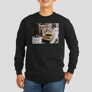 The Games of War 26 Long Sleeve Dark T-Shirt