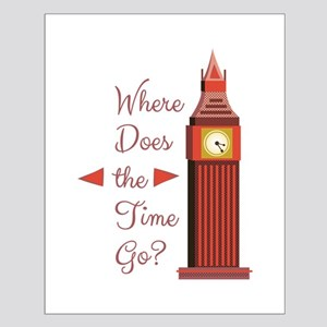 Where Time Go Posters