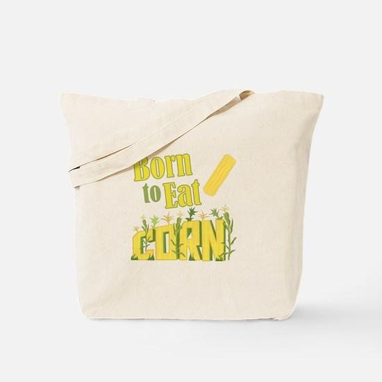 Eat Corn Tote Bag