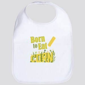 Eat Corn Bib