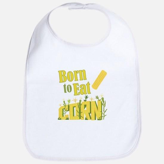 Eat Corn Bib