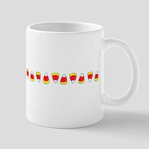 just candy corn Mugs