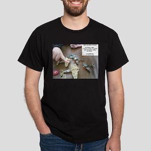 The Games of War 27 Dark T-Shirt