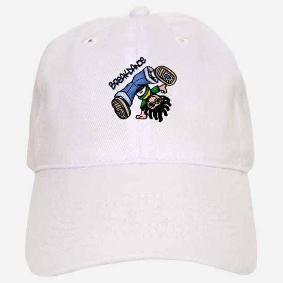 Breakdance Baseball Baseball Cap