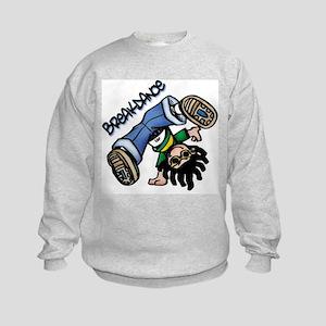 Breakdance Kids Sweatshirt