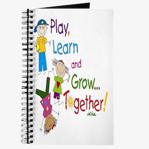 Play Learn Grow Journal
