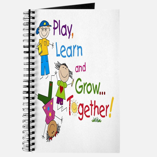 Play Learn Grow Journal