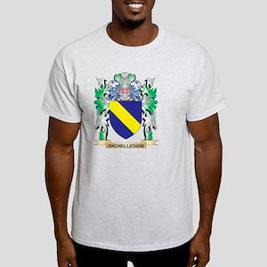 Brunelleschi Coat of Arms - Family Crest T-Shirt