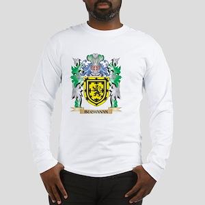 Buchanan Coat of Arms - Family Long Sleeve T-Shirt