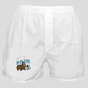Quite The Pair Boxer Shorts