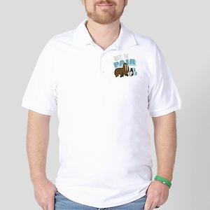 Quite The Pair Golf Shirt