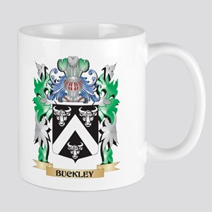 Buckley Coat of Arms - Family Crest Mugs