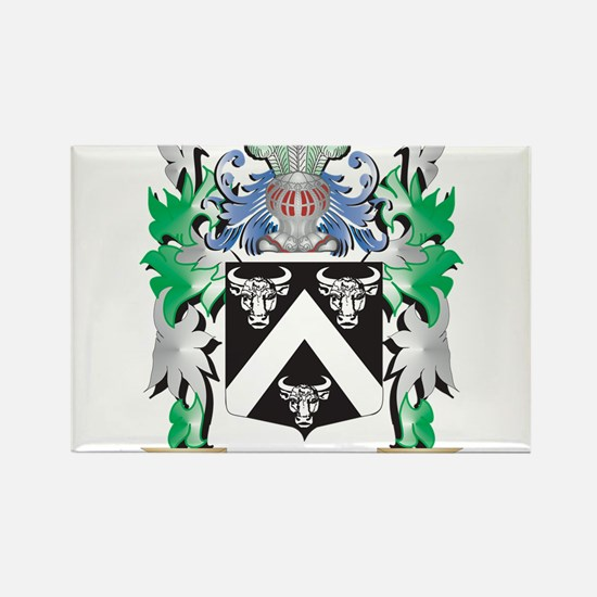 Buckley Coat of Arms - Family Crest Magnets