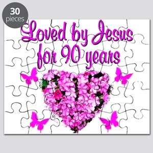 LOVELY 90TH Puzzle