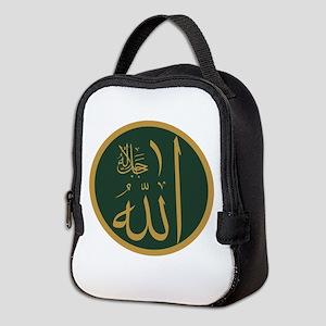 Allah Symbol Neoprene Lunch Bag