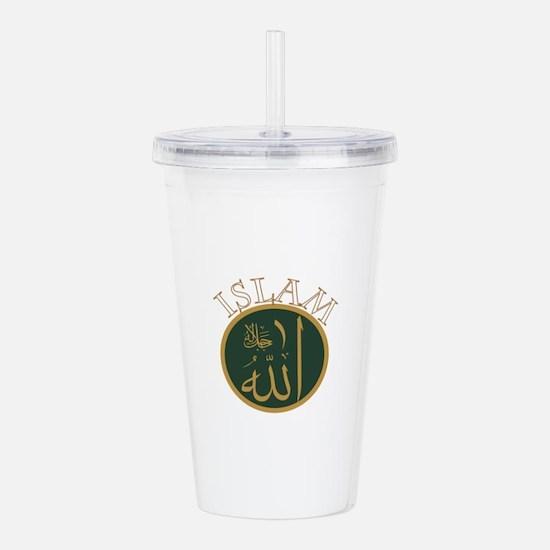 Islam Acrylic Double-wall Tumbler