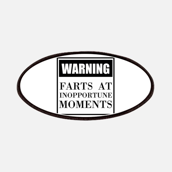 Fart Warning Patch