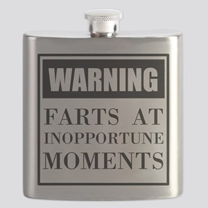 Fart Warning Flask