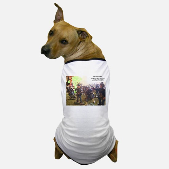 The Games of War 30 Dog T-Shirt