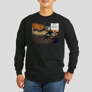 The Games of War 31 Long Sleeve Dark T-Shirt
