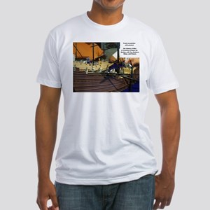 The Games of War 31 Fitted T-Shirt
