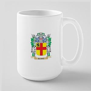 Burke Coat of Arms - Family Crest Mugs