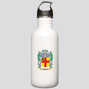 Burke Coat of Arms - F Stainless Water Bottle 1.0L