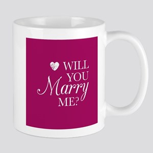 Marry Me Mugs