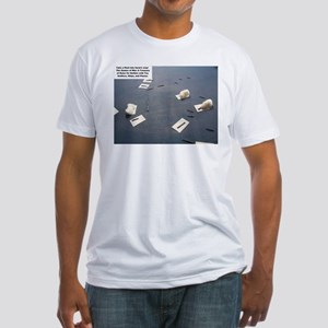 The Games of War 32 Fitted T-Shirt