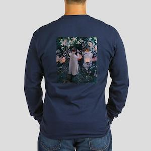 'Carnation, Lily, Lily. R Long Sleeve Dark T-Shirt