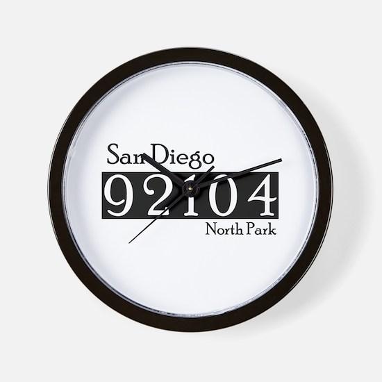 92104NP Wall Clock