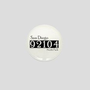 92104NP Mini Button