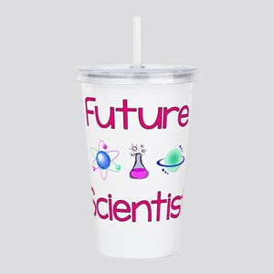 Future Scientist Acrylic Double-wall Tumbler