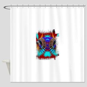 Southwestern Art Shower Curtain