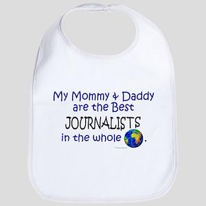 Best Journalists In The World Bib