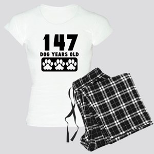 147 Dog Years Old Pajamas