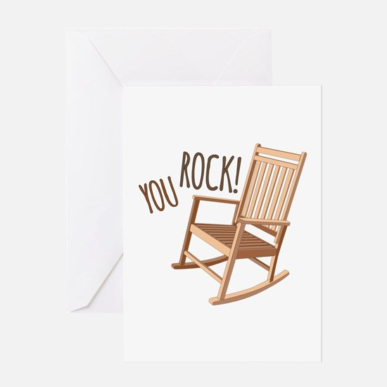 You Rock Greeting Cards