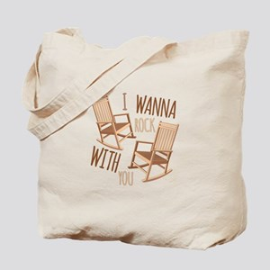 Rock With You Tote Bag