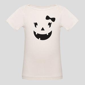 Kawaii Pumpkin Face T-Shirt