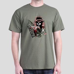 Luke Cage Leaping Dark T-Shirt