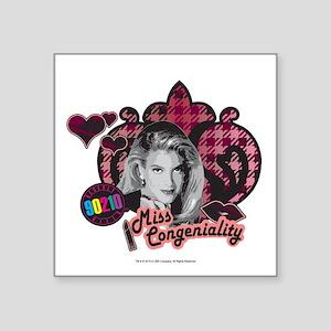 """90210: Donna Martin Miss Co Square Sticker 3"""" x 3"""""""